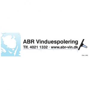 Logo af ABR Vinduespolering